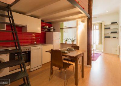 Amueblar piso para alquiler en Lavapiés – Madrid