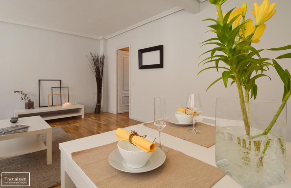 Home staging chalet semi amueblado en canillejas madrid - Home staging madrid ...