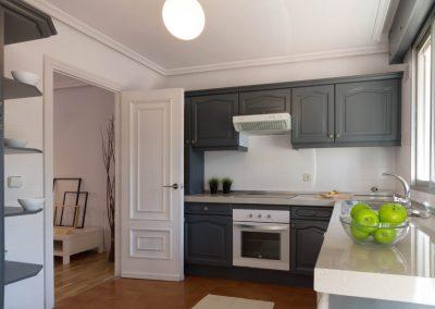 Home Staging chalet semi-amueblado en Canillejas – Madrid