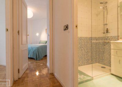 Home Staging en piso vacío en Hortaleza – Madrid