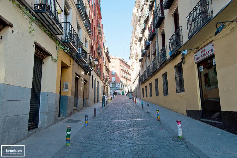 Reportaje fotográfico apartamento turistico madrid