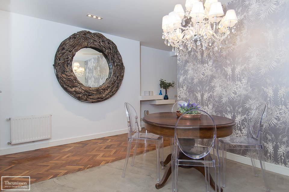 Realizamos un estilismo inmobiliario en este piso de alto standing en una zona prime de Madrid