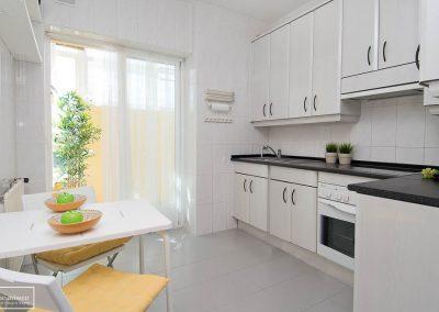 Home Staging piso vacío con muebles de alquiler en Tres Cantos – Madrid