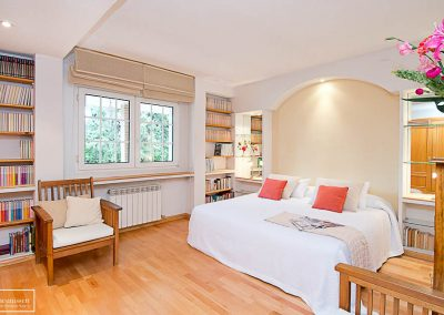 Home Staging casa habitada en Majadahonda – Madrid