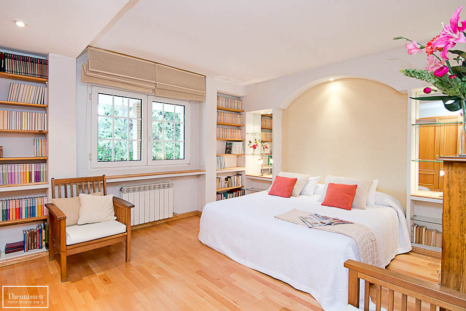 Home Staging casa habitada en Majadahonda – Madrid