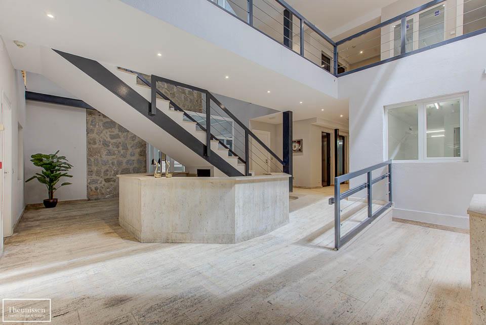 Diseño de espacio de trabajo para poner venderlo antes y mejor.