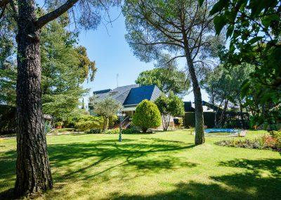 Home Staging en casa amueblada en las Rozas – Madrid