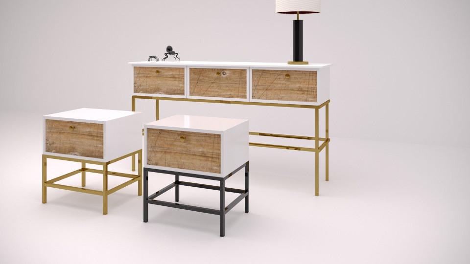 Novedad: muebles de alquiler con opción de compra.