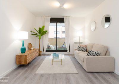 Home Staging con muebles de alquiler en Madrid