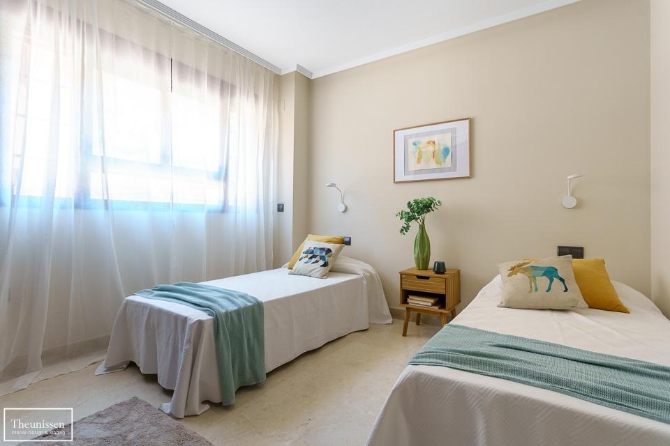 home staging dormitorio secundario
