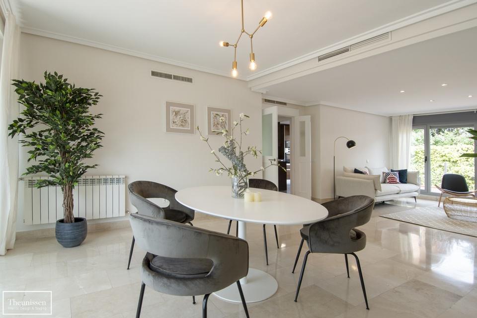 Home Staging salon Boadilla de Monte – Madrid